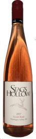 Stag's Hollow Syrah Rose 2018