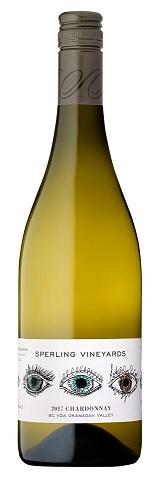 2017 Vision Organic Chardonnay from Sperling Vineyard - Copy