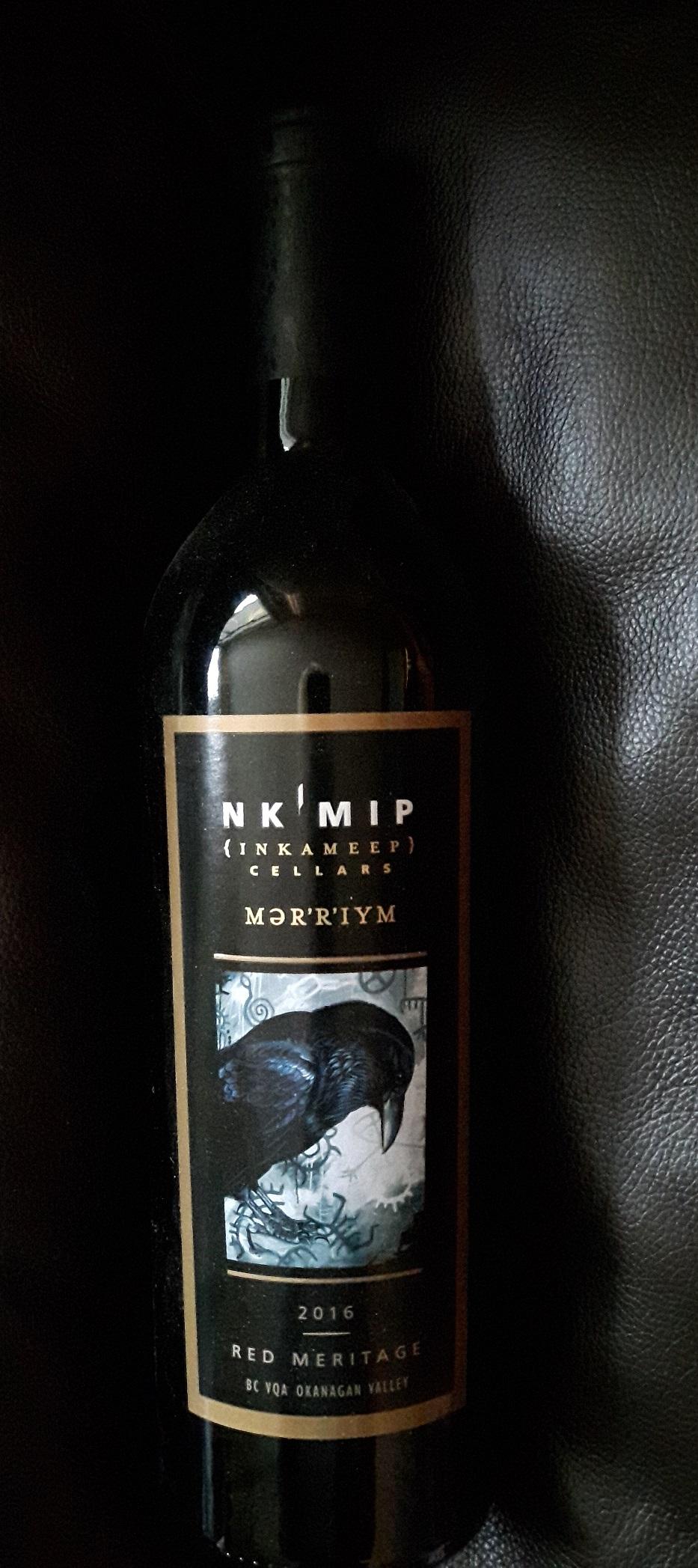 NkMip Merriym 2016 red Meritage