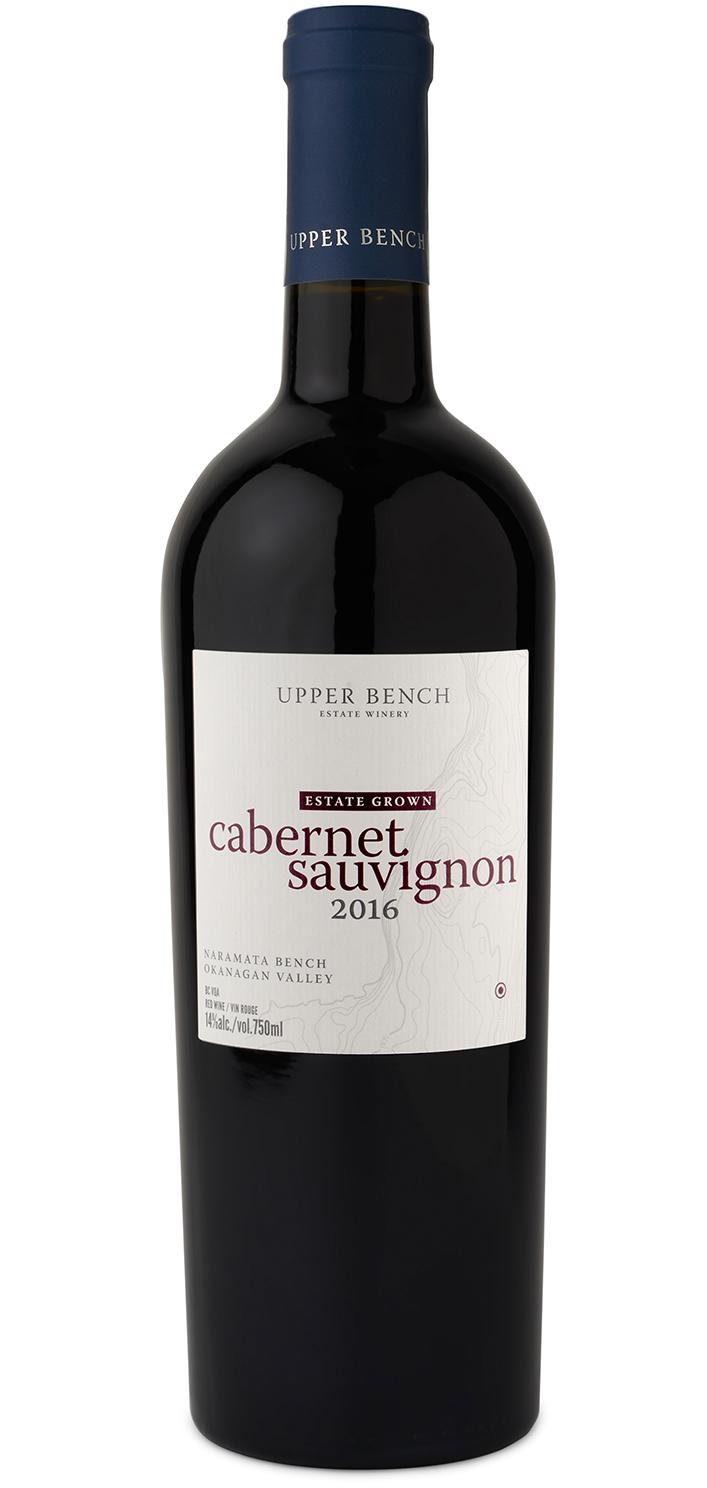 Uppper Bench Estate Winery Cabernet Sauvignon 2016